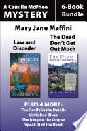 Camilla MacPhee Mysteries 6 Book Bundle