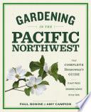 Gardening in the Pacific Northwest Book PDF
