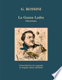 La Gazza Ladra Ouverture Rossini Transcription for Organ