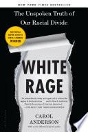 White Rage Book PDF