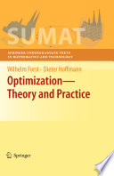 Optimization—Theory and Practice