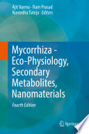 Mycorrhiza   Eco Physiology  Secondary Metabolites  Nanomaterials
