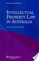Intellectual Property Law in Australia