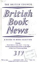 British Book News Book PDF