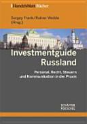Investmentguide Russland