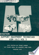 Aviation Support Equipment Technician M 3 & 2