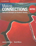 Making Connections Intro Student s Book
