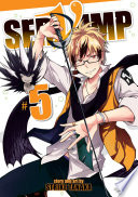 Servamp Vol. 5 : move for taking down tsubaki. meanwhile the city...