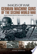 German Machine Guns in the Second World War