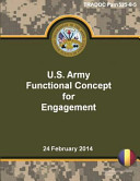 Tradoc Pam 525 8 5 U s  Army Functional Concept for Engagement 24 February 2014