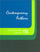 Contemporary Authors New Revision Series Your Holdings Because Sketches Are Entirely Revised