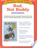 Literature Circle Guide Bud  Not Buddy