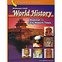 World History Medieval And Early Modern Times