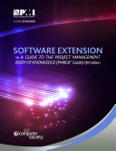Software Extension to the PMBOK Guide  Fifth Edition
