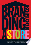 Branding A Store book
