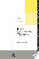 Role Motivation Theories