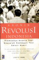 Kronik revolusi Indonesia  1948
