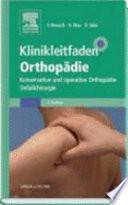 Klinikleitfaden Orthopädie