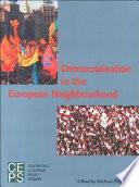 Democratisation In The European Neighbourhood