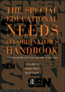 The Special Educational Needs Co-ordinator's Handbook