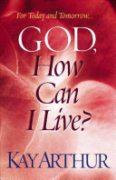 God, How Can I Live? The Lord Ephesians 5 10 But What Does