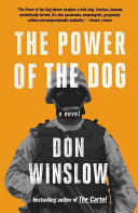 The Power of the Dog-book cover