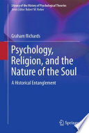 Psychology  Religion  and the Nature of the Soul