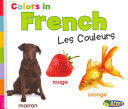 Colors in French The French Words For The
