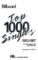 Billboard top 1000 singles, 1955-1987