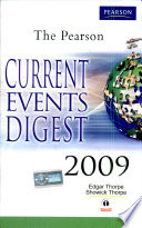 The Pearson Current Events Digest 2009