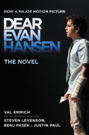 Dear Evan Hansen  The Novel