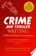 Crime And Thriller Writing book