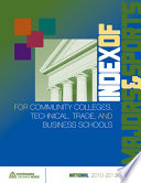 Postsecondary Sourcebook for Community Colleges  Technical  Trade  and Business Schools Index of Majors and Sports