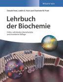 Lehrbuch der Biochemie