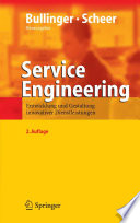 Service Engineering