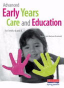 Advanced Early Years Care and Education