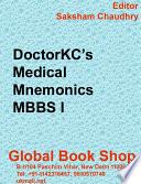 DoctorKC's Medical Mnemonics MBBS I