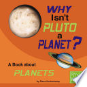 Why Isn T Pluto A Planet