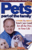 Pets, Part of the Family