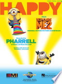 Happy From Despicable Me 2 Sheet Music