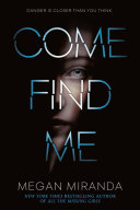 Come Find Me Pdf/ePub eBook