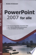 PowerPoint 2007 for alle