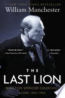 The Last Lion  Winston Spencer Churchill