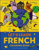 Let S Learn French Coloring Book