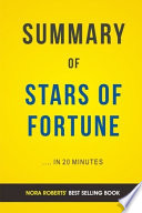 Stars of Fortune  by Nora Roberts   Summary   Analysis