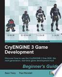 Cryengine 3 Game Development