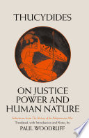 On Justice  Power  and Human Nature