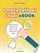 I Metadati per i tuoi Ebook