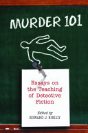 Murder 101 Of Detective Fiction And Provides Insight Into How