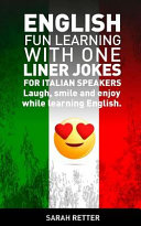 English Fun Learning With One Liner Jokes for Italian Speakers